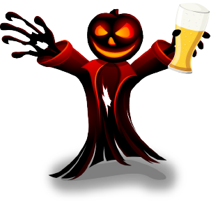 Clarendon Halloween Crawl